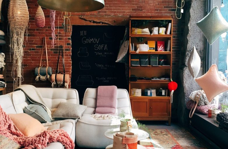 How to decorate your home with amazing storage ideas